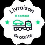 Livraison offerte 0 contact